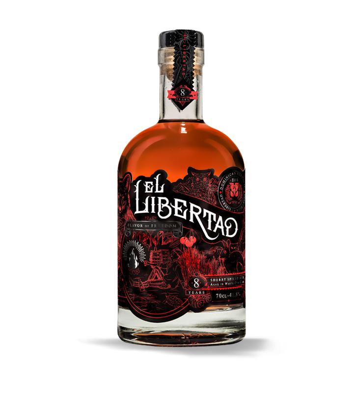 El Libertad Sherry